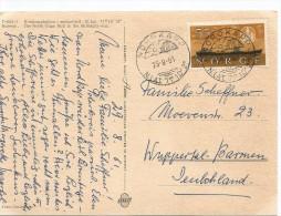 NORUEGA CC MAT CABO NORTE NORDKAPP 1961 ARTICO - Filatelia Polar