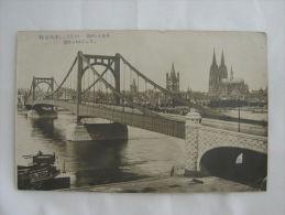 Postcard Belgium Belgien Hozellern Bridge Church Censor Zensur Namur 1926 - Postzegels