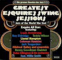 * LP *  GREATEST ESQUIRE'S SWING SESSIONS - VARIOUS ARTISTS - Jazz