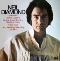 * LP *  NEIL DIAMOND - SWEET CAROLINE ( BROTHER LOVE'S TRAVELLING SALVATION SHOW) (Germany 1973 EX!!!) - Disco, Pop