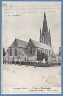 BELGIQUE -- ELVERDINGHE - L'Eglise - Evergem
