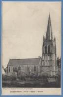 BELGIQUE -- ELVERDINGHE - Eglise - Evergem