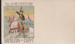 CPA:Cinos:The June Century:Napoléon En Egypte - Illustrateurs & Photographes