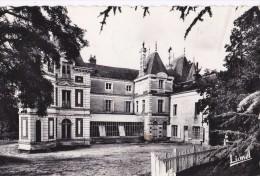 """Carte 1950 BAUGE / Esperantista (esperanto ?)kulturdomo ; """"kastelo Grésillon"""" ,francujo - France"""