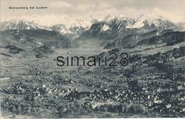 LUZERN - SONNENBERG BEI LUZERN - LU Lucerne