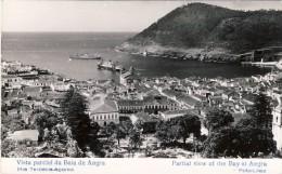 AÇORES - ILHA TERCEIRA - Vista Parcial Da Baia De Angra - 2 Scans  PORTUGAL - Açores