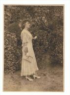 Phot (11,5 X 16 Cm) Mode -  Femme élégante En 1934 (fr23) - Pin-Ups