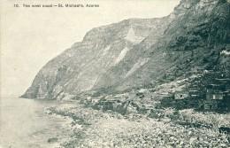 AÇORES - S. MIGUEL - SÃO MIGUEL - 2 Scans  PORTUGAL - Açores