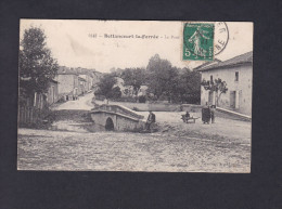 Vente Immediate à Prix Fixe - Bettencourt La Ferree (52) - Le Pont (animée  Lib. Gauthier ) - France