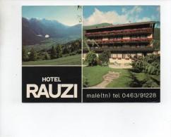 MALE´ ,  Hotel  Rauzi - Trento