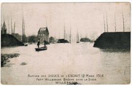 Willebroek, Rupture Des Digues De L'escaut 12 Mars 1906 (pk21884) - Willebroek