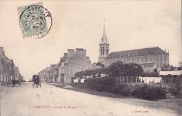 CPA - 50 - SARTILLY - Le Bas Du Bourg - 5 - Frankreich