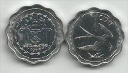 Belize 1 Cent 1978. - Belize
