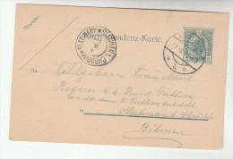 1905 SLATINAY Austria  (Czechoslovakia)  POSTAL STATIONERY CARD Cover Stamps - 1850-1918 Empire