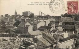 CONFLANS SAINTE HONORINE VUE GENERALE - Conflans Saint Honorine