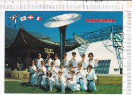 VOYAGE   En    COREE   -  1999   -   TAEKWONDO  -   ALBERTVILLE  /   SEOUL - Corea Del Sud