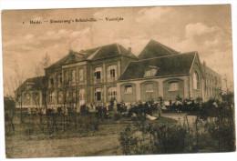 Kalmthout, Heide, Diesterweg's Schoolvilla, Voorzijde (pk21894) - Kalmthout