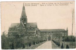 Essen, Esschen, Kerk En College Van Het Eucharistisch Hart (pk21904) - Essen