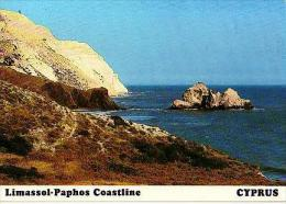 PAPHOS    H3     Limassol To Paphos Coastine - Chypre