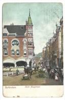 Nederland Briefkaart - Rotterdam - Korte Hoogstraat - Paard En Kar - Niederlande