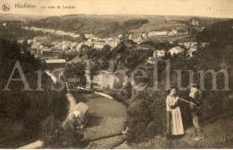 Postkaart / Post Card / Carte Postale / Houffalize / La Route De Laroche - Houffalize