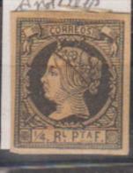 ANTILLES  ESPAGNOLES        1862      N°    12      COTE       20 € 00       (  9  V ) - Amérique Centrale
