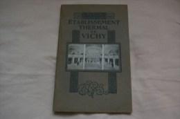 Livre Sur Les Cure Thermal De Vichy - Livres, BD, Revues