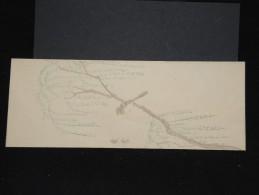 JAPON - Enveloppe Peinte à La Main - Style Valentine -  à Voir - Lot P9681 - Covers & Documents