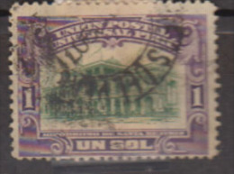 PEROU       1907      N°    140      COTE       8 € 00       (  18  V ) - Pérou