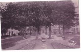 LA ROCHE SUR YON. - Le Jardin Public. Carte Très Rare - La Roche Sur Yon