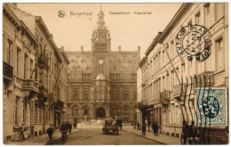 Antwerpen, Anvers, Borgerhout, Gemeentehuis, Ellaertstraat (pk21930) - Antwerpen
