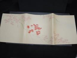 JAPON - Document Peint à La Main  - Papier à Lettre -  à Voir - Lot P9699 - Covers & Documents
