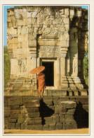 PRASAT  BAN PHLUANG:  TEMPIO  KHMER     (NUOVA CON DESCRIZIONE DEL SITO SUL RETRO) - Tailandia