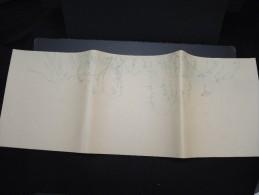 JAPON - Document Peint à La Main  - Papier à Lettre -  à Voir - Lot P9705 - Covers & Documents