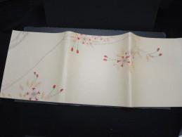 JAPON - Document Peint à La Main  - Papier à Lettre -  à Voir - Lot P9706 - Covers & Documents