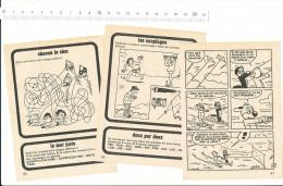 Humour Autour Du Cerf-volant / Kite Humor / BIM 157/4-A - Documentos Antiguos