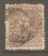 BRITISH GUIANA  Scott  # 32 F-VF USED - British Guiana (...-1966)