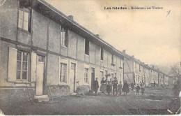 LES ISLETTES 55 - Habitations Des Verriers - CPA - Meuse - Francia
