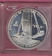 SPANJE € 10,= 2008 AG PROOF OLYMPICS BEIJING SAILING - Espagne
