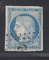CERES N° 4  -- Cote : 60 € - 1849-1850 Ceres