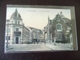 1 X Alte AK Weissenfels Friedrichstrasse 1916 ?  Sammlungsauflösung - Weissenfels