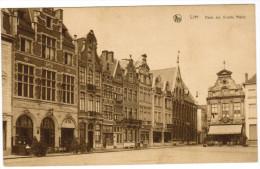 Lier, Hoek Der Grote Markt (pk21959) - Lier