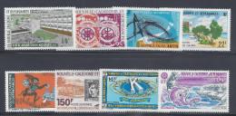 NOUVELLE-CALEDONIE - 1974 - P. AERIENNE - LOT DE 15 TIMBRES - XX - MNH - TB - - Neukaledonien