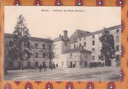 1 Cpa 63 Billom Interieur De L Ecole Militaire - France