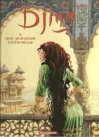 Djinn Tome 11 Une éternelle Jeunesse Cycle India Par Dufaux & Miralles Editions Dargaud De 2012 - Non Classés