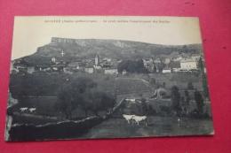 Cp Solutre La Croix Indique L'emplacement Des Fouilles - France