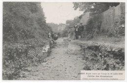 ELBEUF - Ravages Causés Par L' Orage Du 16 Juillet 1910- La Caver Des Ecameaux  (80454) - Elbeuf