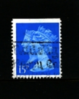 GREAT BRITAIN - 1990  DOUBLE HEADS  15p. CB HARRISON IMPERF. TOP  FINE USED SG 1467 - 1952-.... (Elizabeth II)