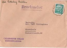 Enveloppe Timbrée - Allemagne - Germany