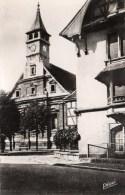 MONTBELIARD  - Temple Saint Martin Et Maison Dr Tuefferd - Besancon
